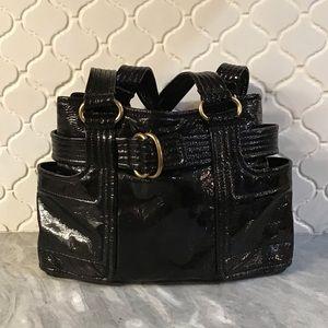 Kooba Patent Leather Tote